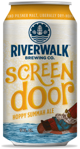 RiverWalk Cans-Screen Door (1)