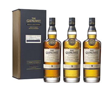 Single Cask Range with Box