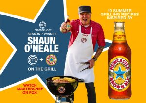 Shaun O'Neale_Newcastle Brown Ale_Recipe Cover